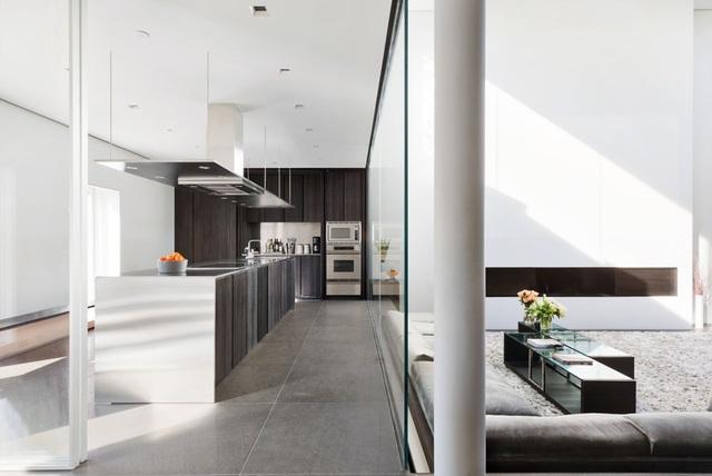 Căn penthouse mở hết cỡ với thiết kế lạ quanh khu vườn thiền - 4