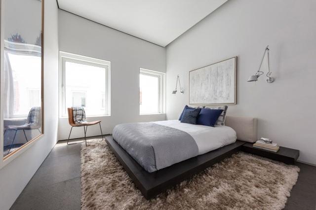 Căn penthouse mở hết cỡ với thiết kế lạ quanh khu vườn thiền - 6