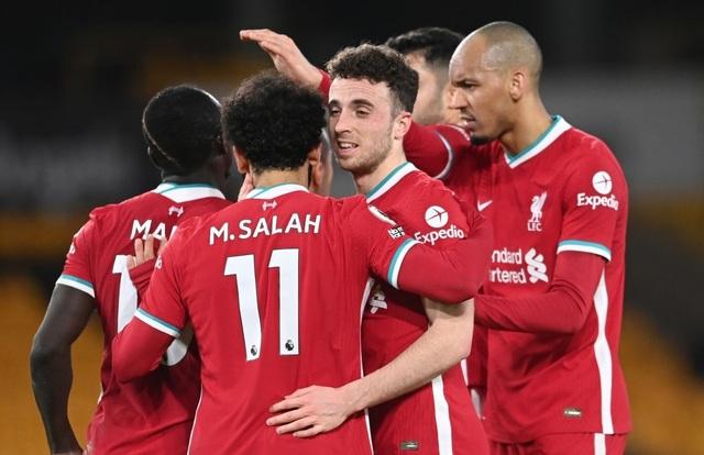 Người cũ hạ Wolves đem về chiến thắng cho Liverpool - 1