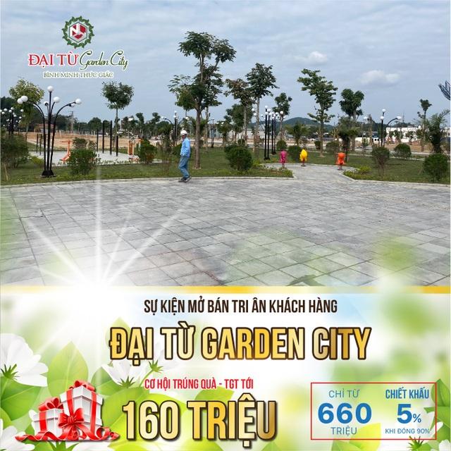 Tận hưởng không gian sống xanh tại Đại Từ Garden City, cùng cơ hội trúng 160 triệu đồng - 1