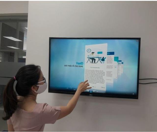 Đà Nẵng: Hơn 67.000 người đăng ký dùng ứng dụng VssID - BHXH số - 1