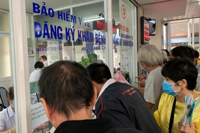 Chuyển hơn 31.000 chủ thẻ BHYT khám tại BV Thống Nhất sang nơi khác - 1