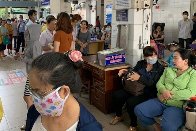Chuyển hơn 31.000 chủ thẻ BHYT khám tại BV Thống Nhất sang nơi khác - 3