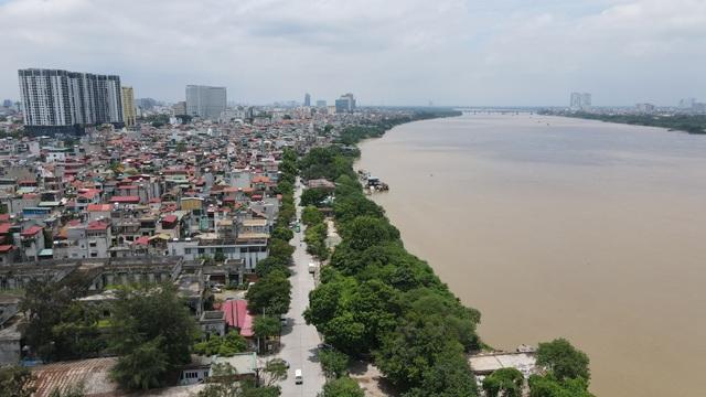 Hà Nội: Giá đất tăng theo đồ án quy hoạch khu đô thị sông Hồng - 1