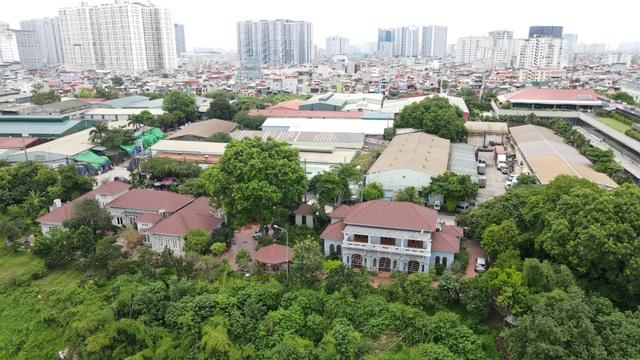 Hà Nội: Giá đất tăng theo đồ án quy hoạch khu đô thị sông Hồng - 2
