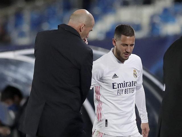 Eden Hazard trở thành kẻ bỏ đi ở Real Madrid? - 2