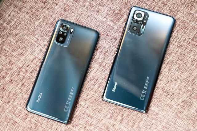 Trải nghiệm bộ đôi Redmi Note 10 và Redmi Note 10 Pro - 1