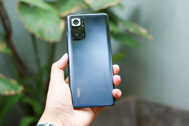 Trải nghiệm bộ đôi Redmi Note 10 và Redmi Note 10 Pro - 2