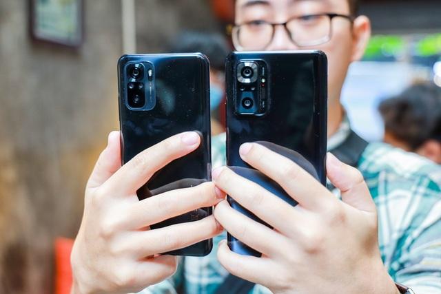 Trải nghiệm bộ đôi Redmi Note 10 và Redmi Note 10 Pro - 9