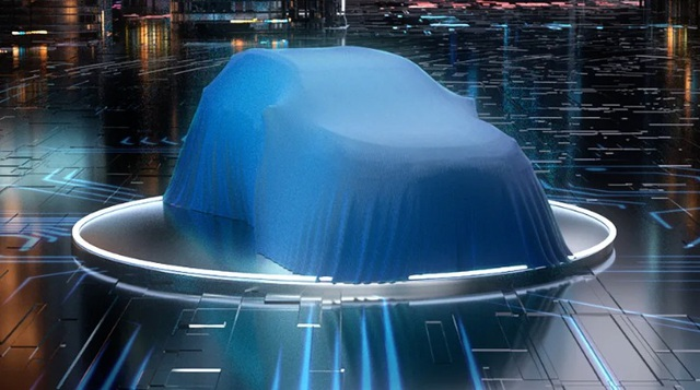 Toyota xác nhận chuẩn bị ra mắt mẫu SUV chạy điện đầu tiên - 1