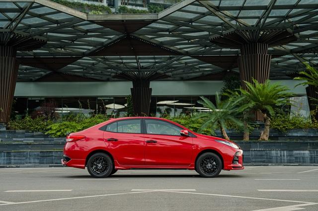 Sở hữu Toyota Vios 2021 chưa bao giờ dễ đến thế! - 6
