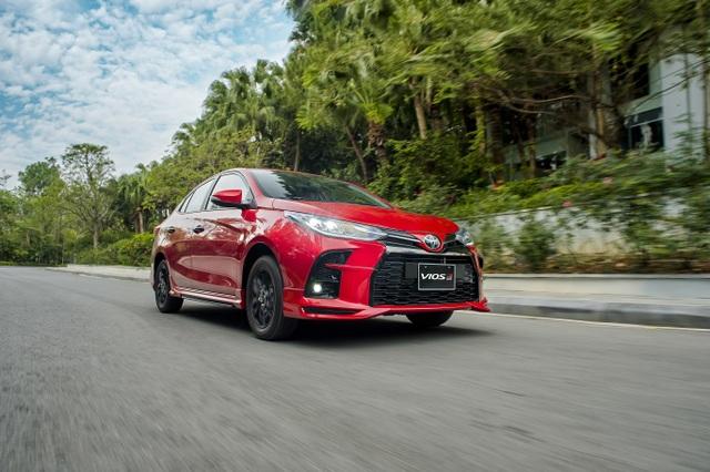 Sở hữu Toyota Vios 2021 chưa bao giờ dễ đến thế! - 5