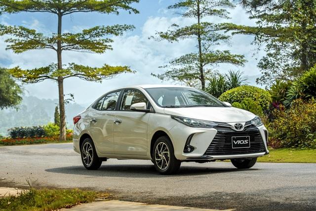 Sở hữu Toyota Vios 2021 chưa bao giờ dễ đến thế! - 1