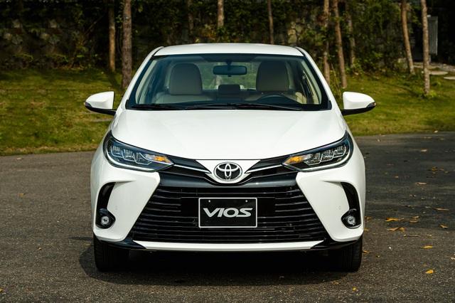 Sở hữu Toyota Vios 2021 chưa bao giờ dễ đến thế! - 4