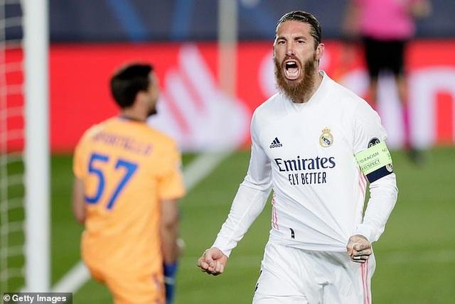 Hạ gục Atalanta, Real Madrid tiến vào tứ kết đầy thuyết phục - 5