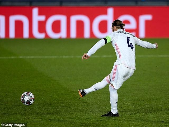 Hạ gục Atalanta, Real Madrid tiến vào tứ kết đầy thuyết phục - 4