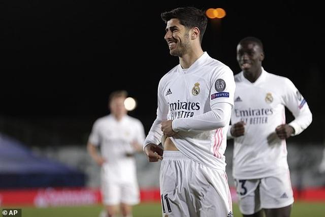 Hạ gục Atalanta, Real Madrid tiến vào tứ kết đầy thuyết phục - 8