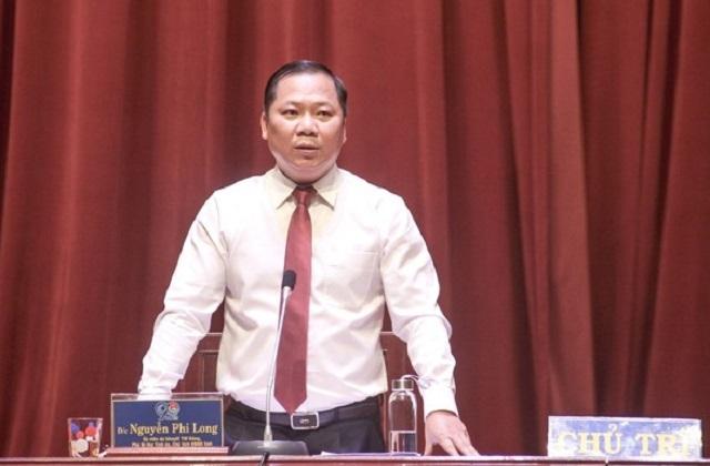 Chủ tịch tỉnh Bình Định: Tuổi trẻ phải dám ước mơ về những điều cao đẹp - 1