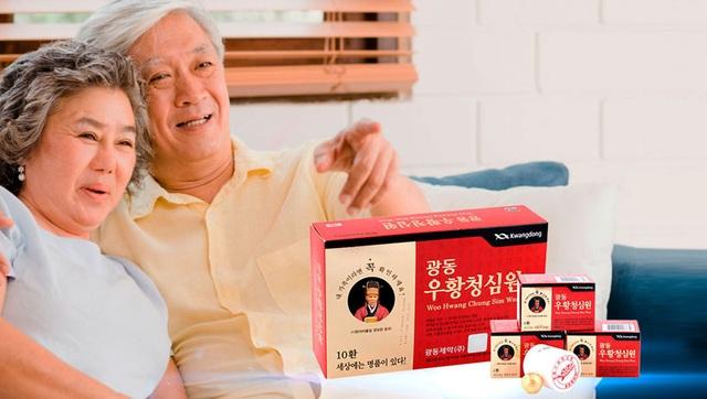 Vì sao nên dùng Vũ Hoàng Thanh Tâm hỗ trợ giảm nguy cơ đột quỵ - 2