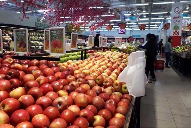 Bỏ 6.000 tỷ đồng nhập trái cây ngoại: Hàng VIP đổ bộ chợ Việt giá siêu rẻ - 1