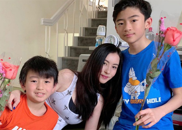 Những đứa con bí mật của sao Hoa ngữ - 3