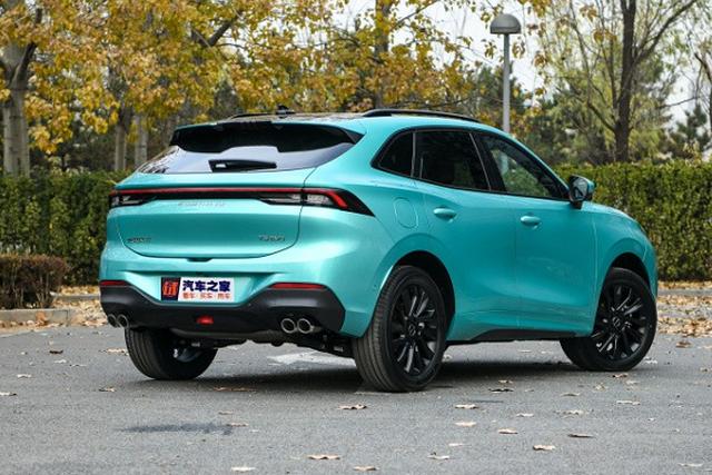 Thêm mẫu ô tô Trung Quốc sắp về Việt Nam, cùng phân khúc với Beijing X7 - 2