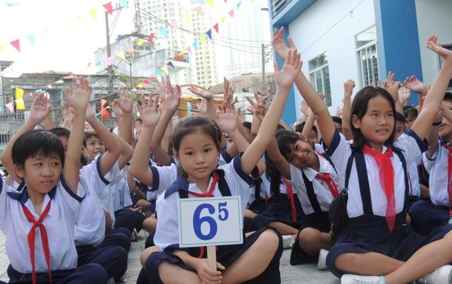 TPHCM đề xuất hàng loạt điều chỉnh điều kiện tuyển sinh lớp 6, lớp 10 - 1