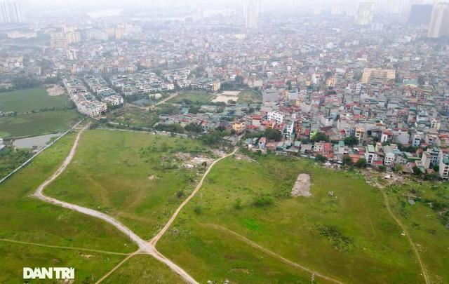 Dự án Khu đô thị mới Thịnh Liệt sau 17 năm triển khai vẫn là cánh đồng cỏ - 7