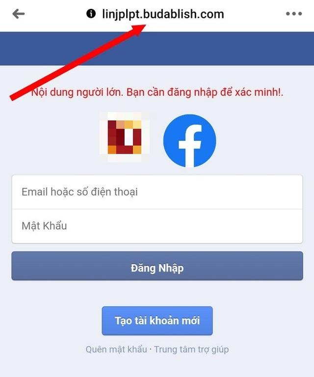 Cảnh báo: Tái diễn chiêu lừa để lấy cắp tài khoản Facebook tại Việt Nam - 3