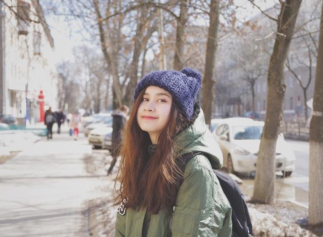 Nữ du học sinh 9X với ước mơ kết nối nhịp cầu văn hóa Nga - Việt - 2