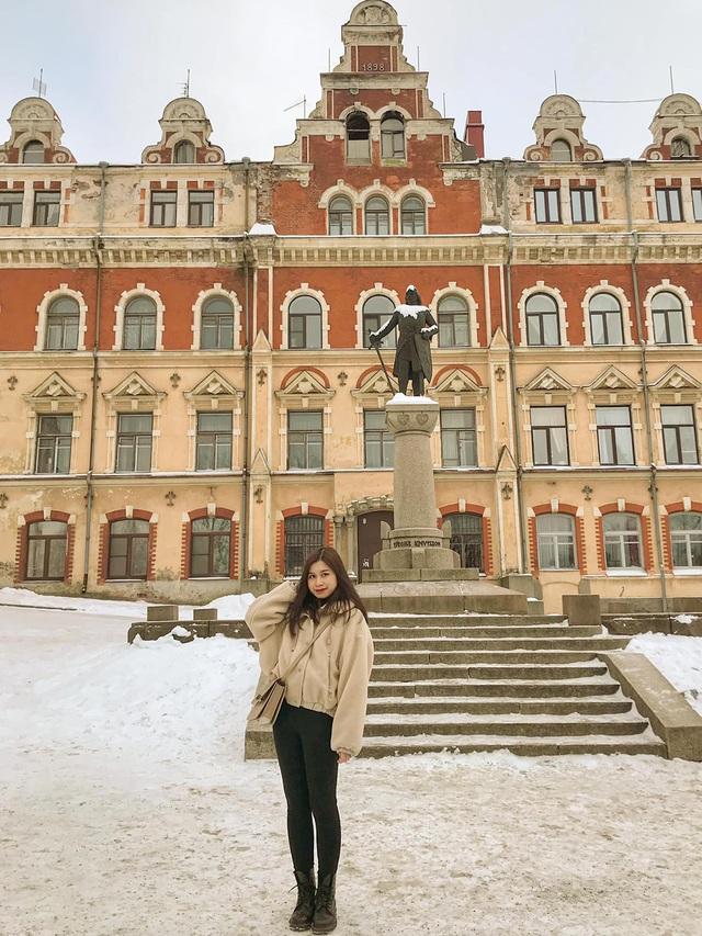 Nữ du học sinh 9X với ước mơ kết nối nhịp cầu văn hóa Nga - Việt - 3