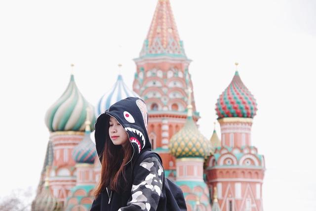Nữ du học sinh 9X với ước mơ kết nối nhịp cầu văn hóa Nga - Việt - 4