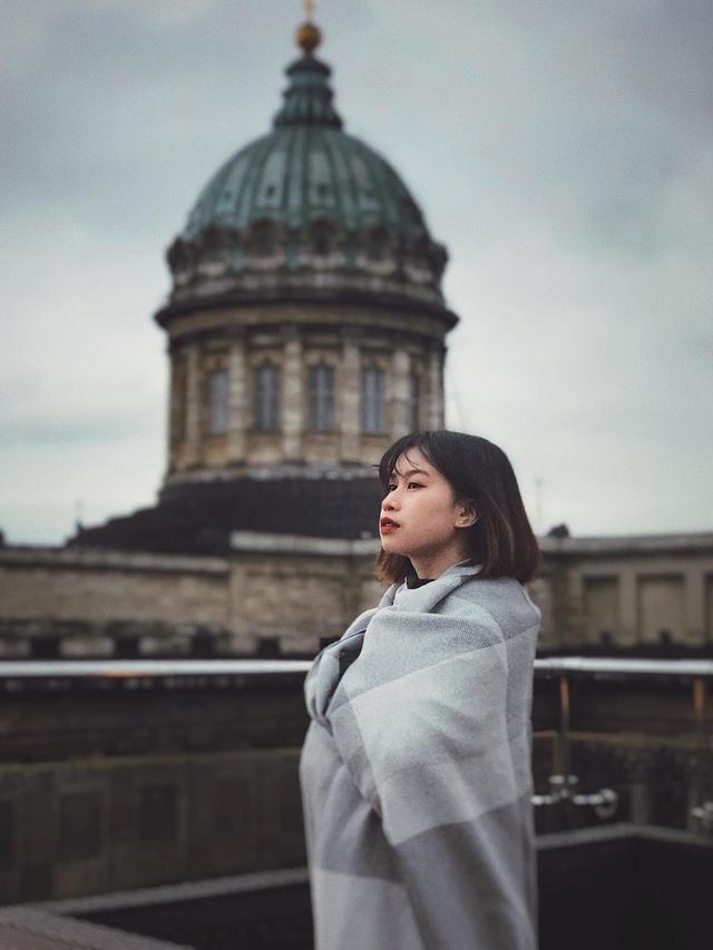 Nữ du học sinh 9X với ước mơ kết nối nhịp cầu văn hóa Nga - Việt - 8