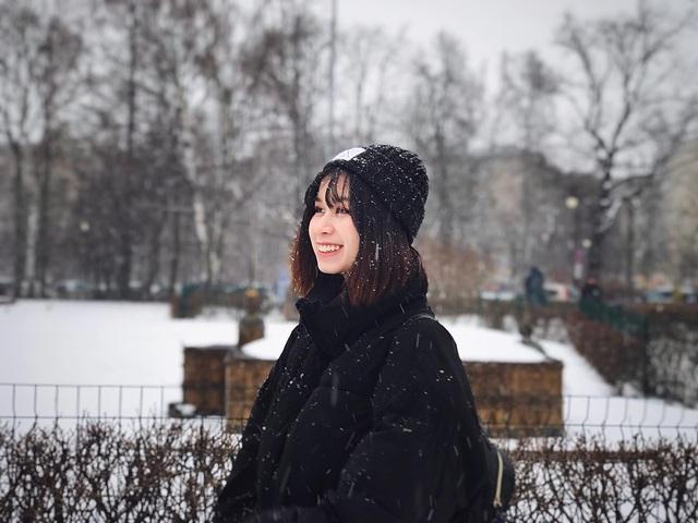 Nữ du học sinh 9X với ước mơ kết nối nhịp cầu văn hóa Nga - Việt - 9