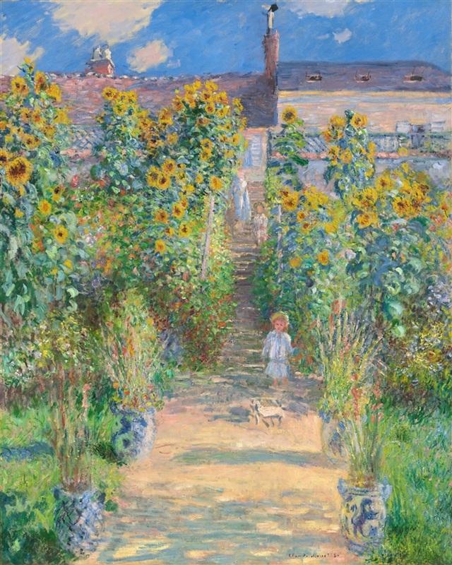 Ra mắt triển lãm số Lặng yên rực rỡ của Claude Monet và Pierre Bonnard - 1