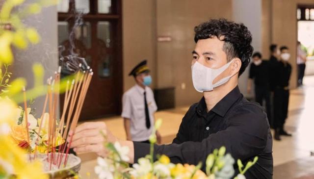 Xúc động dàn nghệ sĩ động viên NSND Minh Hằng vượt qua nỗi đau mất chồng - 3