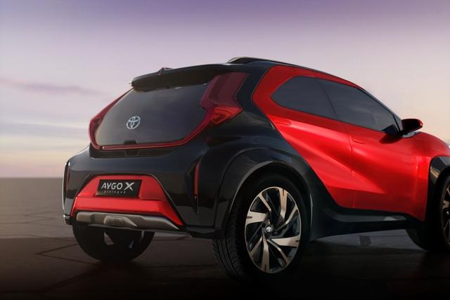 Toyota Aygo X Prologue chuẩn bị cho sự ra mắt của mẫu crossover đô thị mới - 7