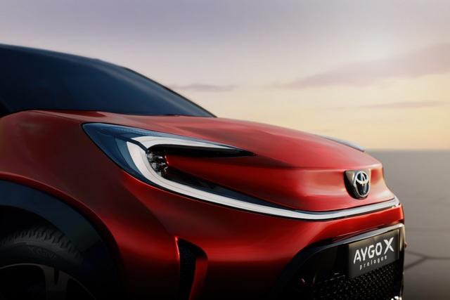 Toyota Aygo X Prologue chuẩn bị cho sự ra mắt của mẫu crossover đô thị mới - 12