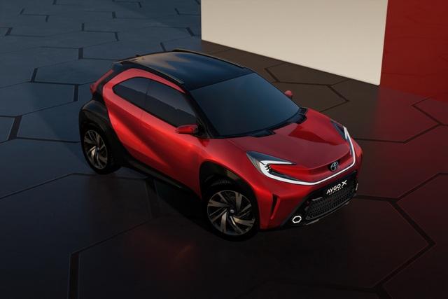 Toyota Aygo X Prologue chuẩn bị cho sự ra mắt của mẫu crossover đô thị mới - 13