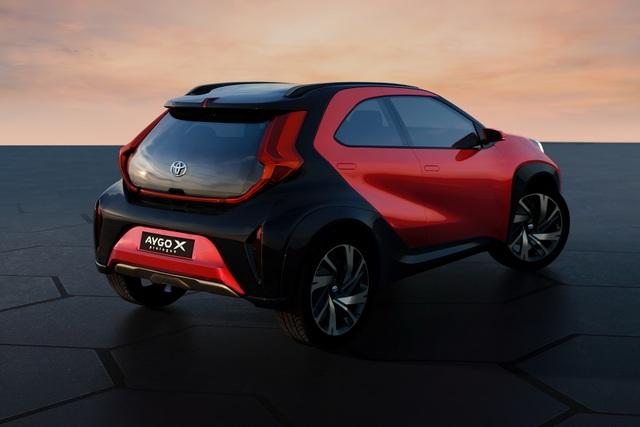 Toyota Aygo X Prologue chuẩn bị cho sự ra mắt của mẫu crossover đô thị mới - 16
