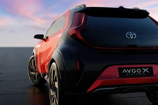 Toyota Aygo X Prologue chuẩn bị cho sự ra mắt của mẫu crossover đô thị mới - 15