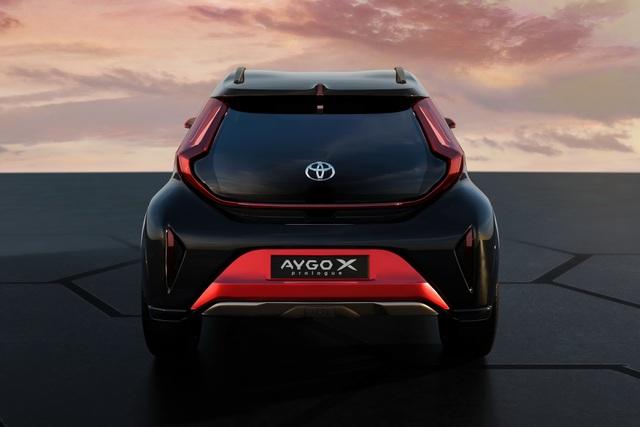 Toyota Aygo X Prologue chuẩn bị cho sự ra mắt của mẫu crossover đô thị mới - 3