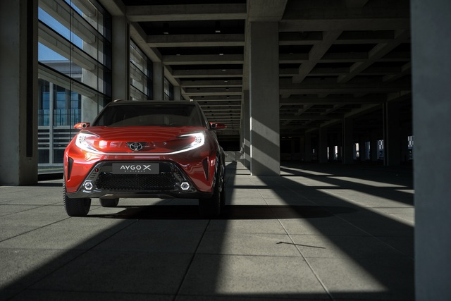 Toyota Aygo X Prologue chuẩn bị cho sự ra mắt của mẫu crossover đô thị mới - 18