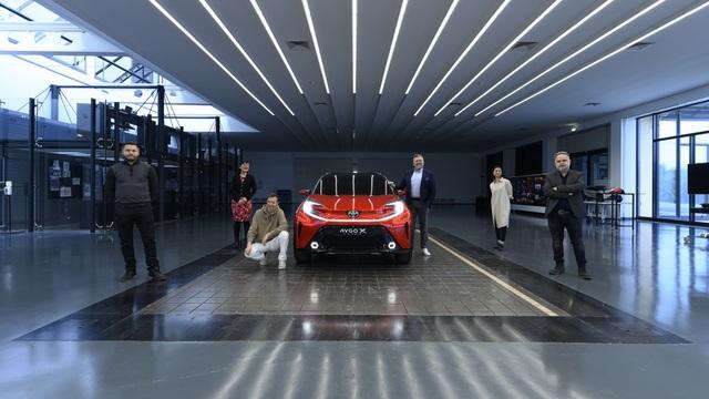 Toyota Aygo X Prologue chuẩn bị cho sự ra mắt của mẫu crossover đô thị mới - 21