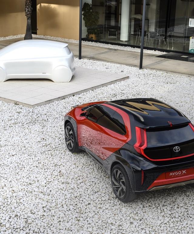 Toyota Aygo X Prologue chuẩn bị cho sự ra mắt của mẫu crossover đô thị mới - 20