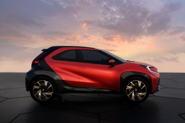 Toyota Aygo X Prologue chuẩn bị cho sự ra mắt của mẫu crossover đô thị mới - 5