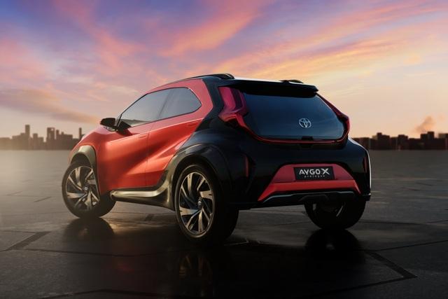 Toyota Aygo X Prologue chuẩn bị cho sự ra mắt của mẫu crossover đô thị mới - 6