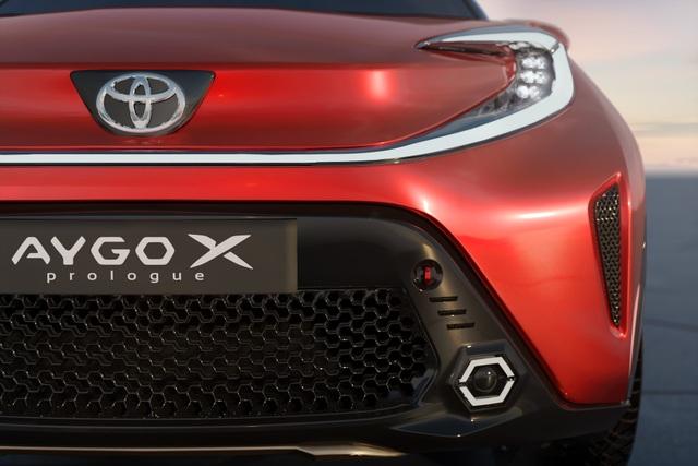 Toyota Aygo X Prologue chuẩn bị cho sự ra mắt của mẫu crossover đô thị mới - 8