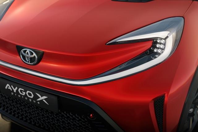 Toyota Aygo X Prologue chuẩn bị cho sự ra mắt của mẫu crossover đô thị mới - 9