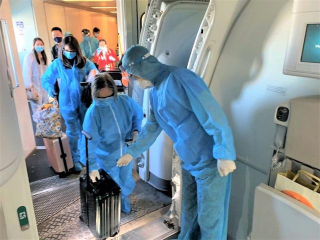 Hãng hàng không quốc gia Việt Nam sẽ thử nghiệm hộ chiếu vắc xin - 1